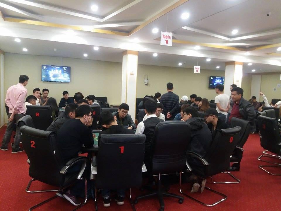 Vstar Poker Hanoi