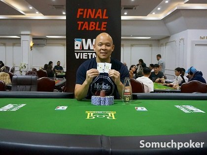 World Poker Tour closes a highly successful inaugural festival in Vietnam