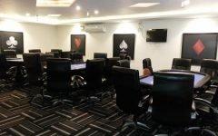 Card Rack poker room