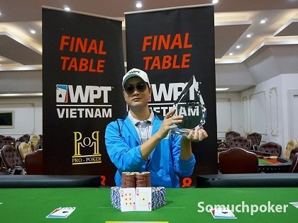 Dinh Xuan Dinh bests Danny Tang at the WPT Vietnam High Roller + other side winners; Alex Lee leads the Superstack