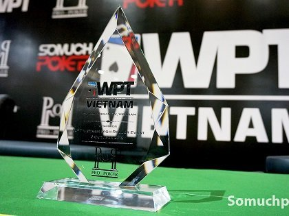 A thunderous showing of 224 runners for the WPT Vietnam High Roller event; 67 into the Final Day
