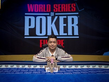 WSOPE: Ivan Leow conquers €100K Leon's High Roller, Michael Soyza takes 3rd; Ryan Reiss bags lead at Main Event Day 3