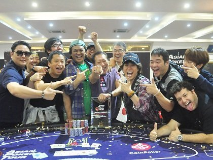 APT Vietnam 2018: Tetsuya Tsuchikawa wins the Main Event; Victor Chong among the side winners