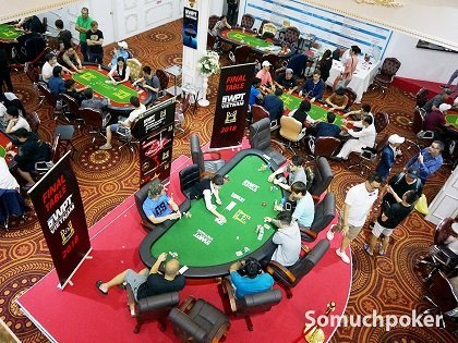 Catching up on the WPT Vietnam side event action; WPT Asia Swing POY standings