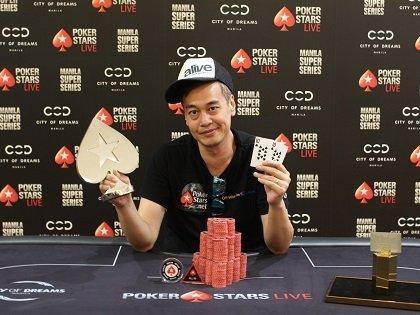 Manila Super Series 9: Tan Wah Meng wins Main Event, 2018 APOY Mike Takayama awarding, + other winners
