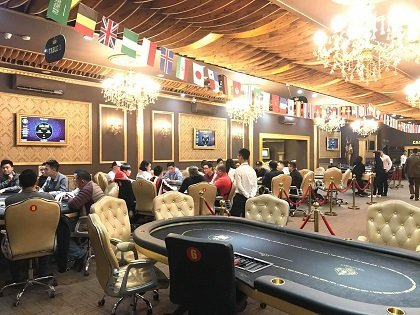 WIN Poker Club opens in Ho Chi Minh City; WIN Poker Hanoi gets an upgrade