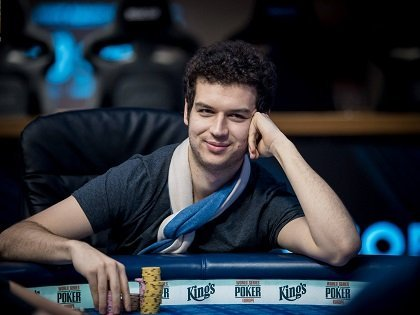 Interview: Getting to know two-time WSOP bracelet winner Michael Addamo