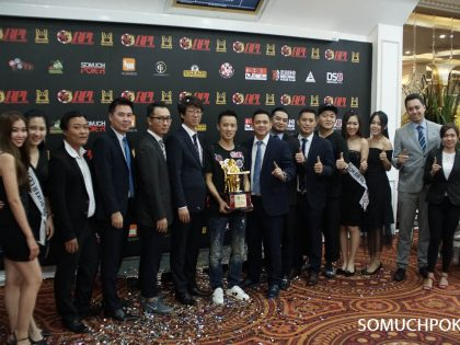 APL Saïgon 2018