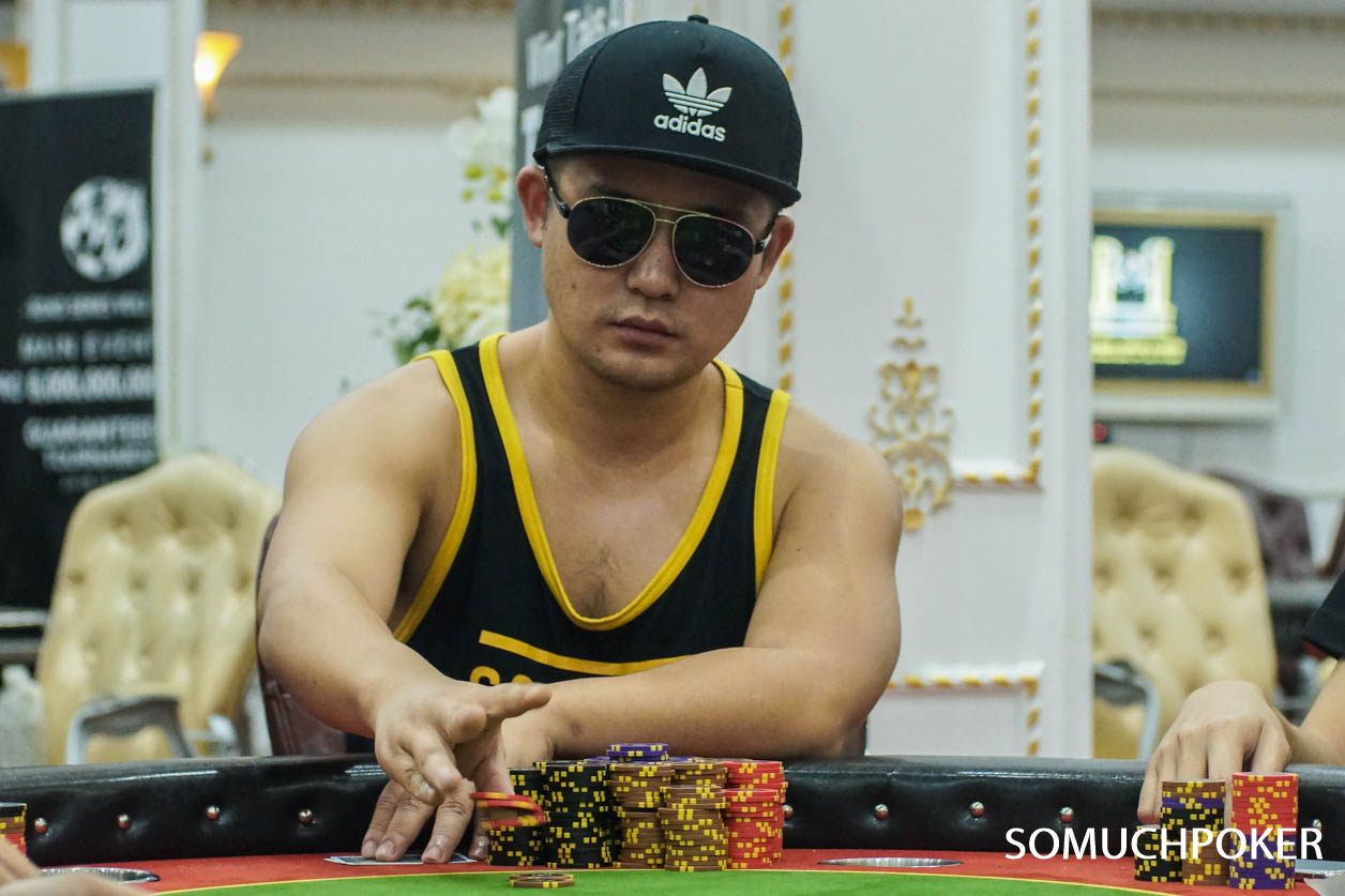 APL HCMC Main Event: 587 entries, 147 into Day 2; Xuewei Li takes overall chip lead