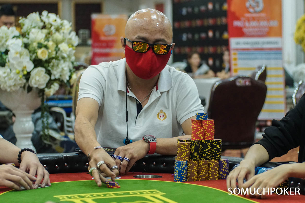 APL HCMC High Roller Day 2 Chip Counts & Seat Draw