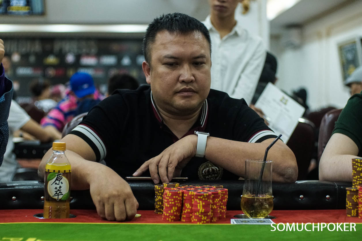 APL HCMC Main Event: Down to 29 players with Minh Le leading into Day 3