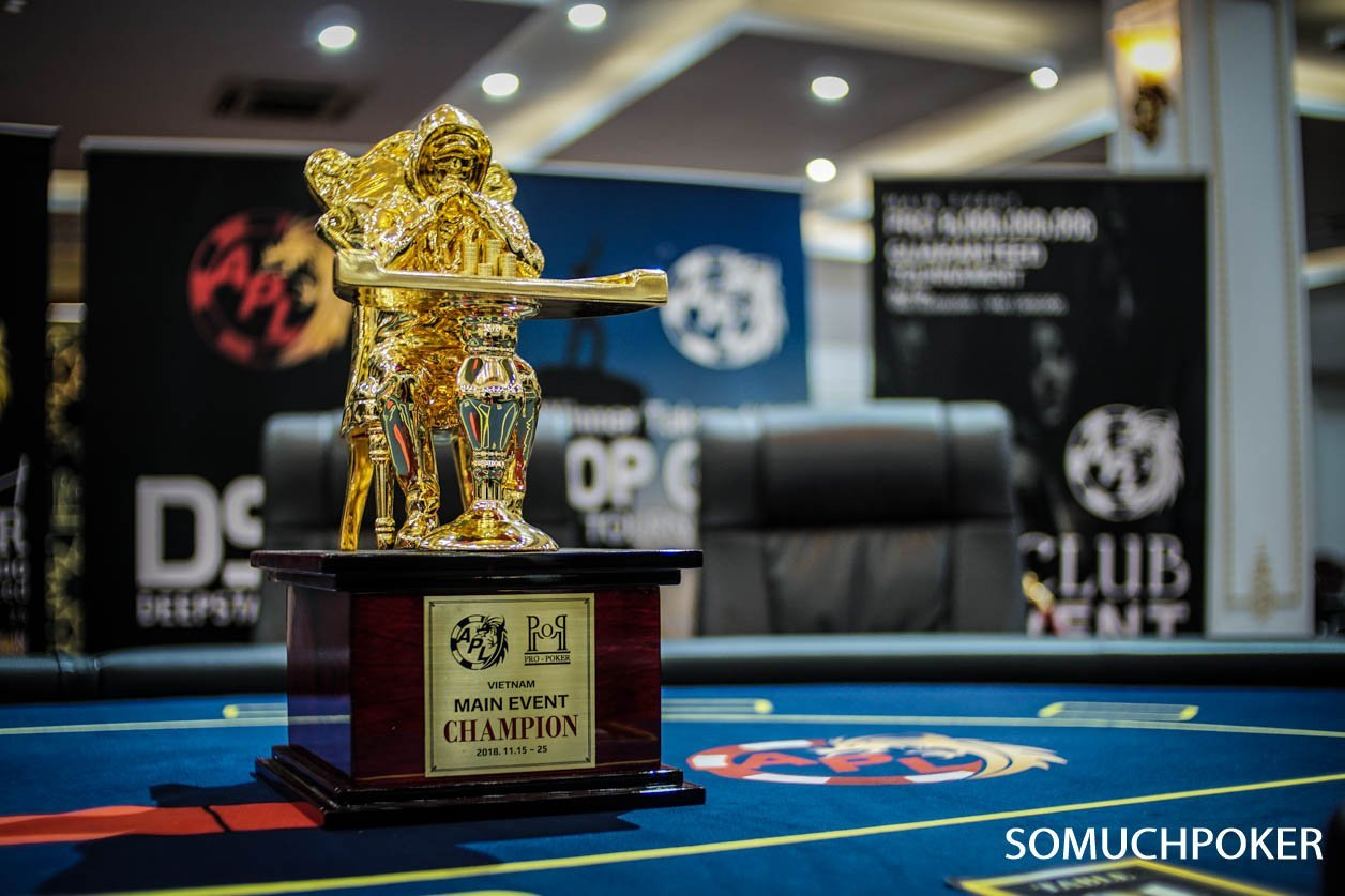 APL Ho Chi Minh City Main Event: Meet the Final 8