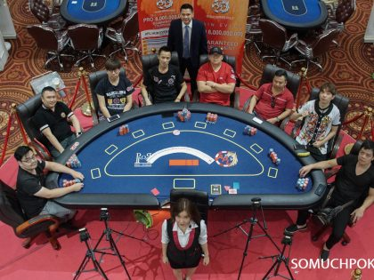 Final Table APL HCMC Road Series 2018