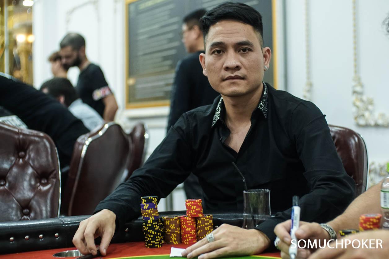 APL HCMC: Main Event Day 1C draws 179 entries; Dang Van Hien leads the 47 survivors