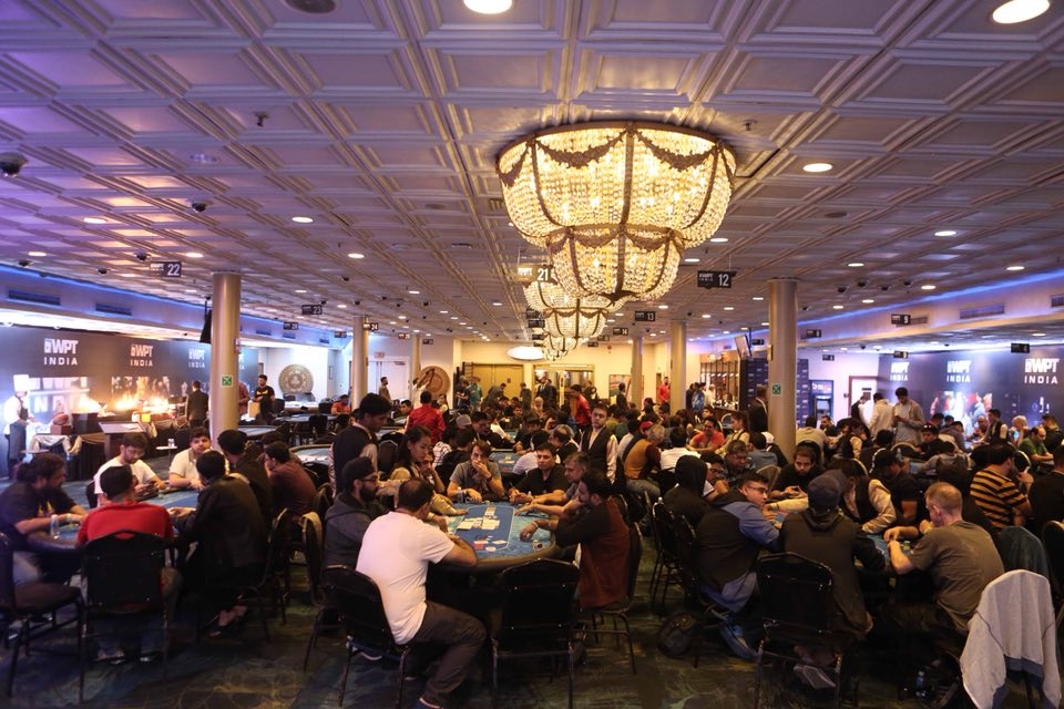 WPT India - Photo World Poker Tour