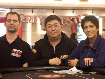 """A chat with Hsing """"David"""" Tai: the man at the forefront of Poker in Taiwan"""