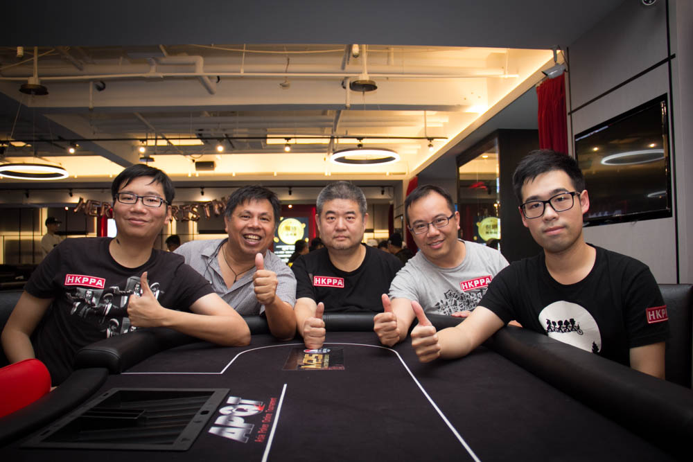 HKPPA PL wins the wild card of GPL China Season 2; Wang Tzu Wei leads MPS Main Event Day 1A