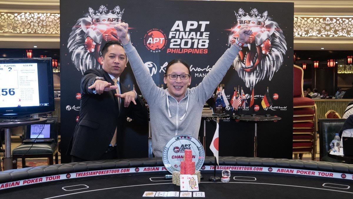 APT Finale Philippines 2018: Iori Yogo, Kosei Ichinose, and Jae Wook Shin among the final winners