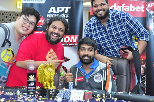 APT Kickoff 2019 Vietnam: Abhinav Iyer wins the Main Event; Van Ngoc Binh, Alex Lindop, Michael Falcon, & Ray Chiu win events