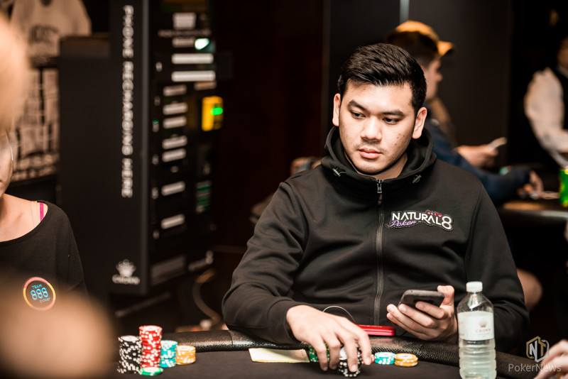 Record-breaking 822 players at the Aussie Millions 2019 Main Event; 169 remain; numerous Asian players in contention
