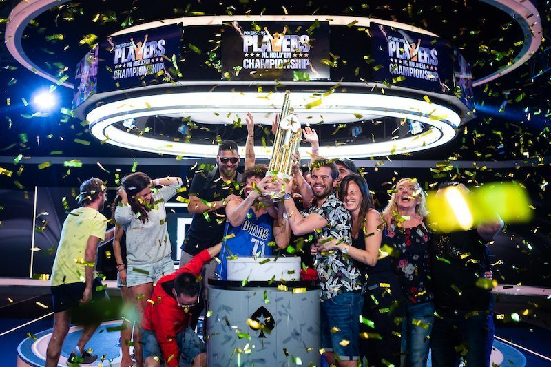 Ramon Colillas wins the PSPC; Marc Rivera jumps to the top of the Philippines All Time Money List