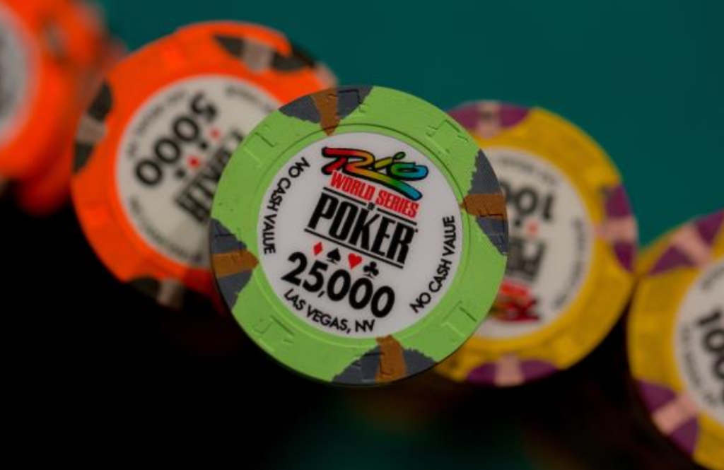WSOP 2020: Main Event, BIG 50 and Senior's Event Announced