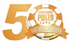 WSOP-50-2019-logo