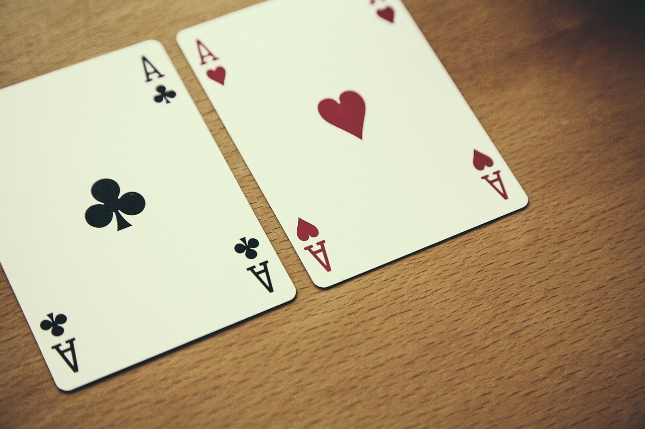 Calculating poker combinations