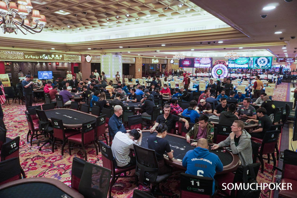 PPPoker World Championship Teams Event roundup
