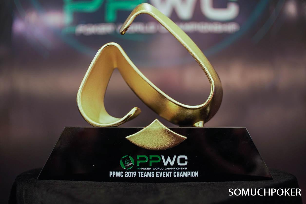 PPPoker World Championship festival has begun at Resorts World Manila