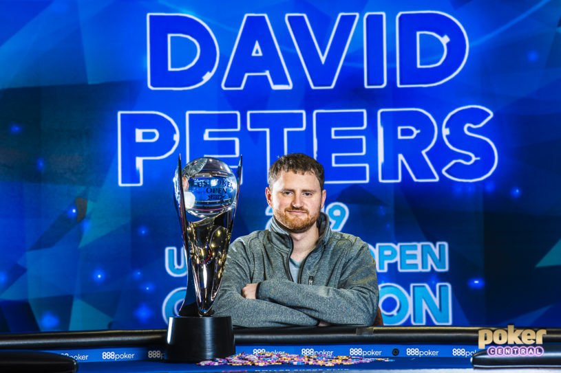 David Peters rocks U.S. Poker Open