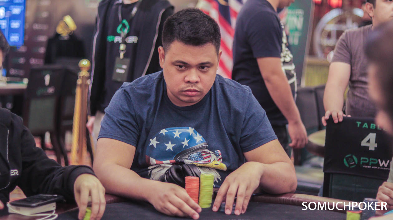 62 out of 176 players survive PPWC Main Event Day 1C; Gabriel Carter and Martin Gonzales among the leaders