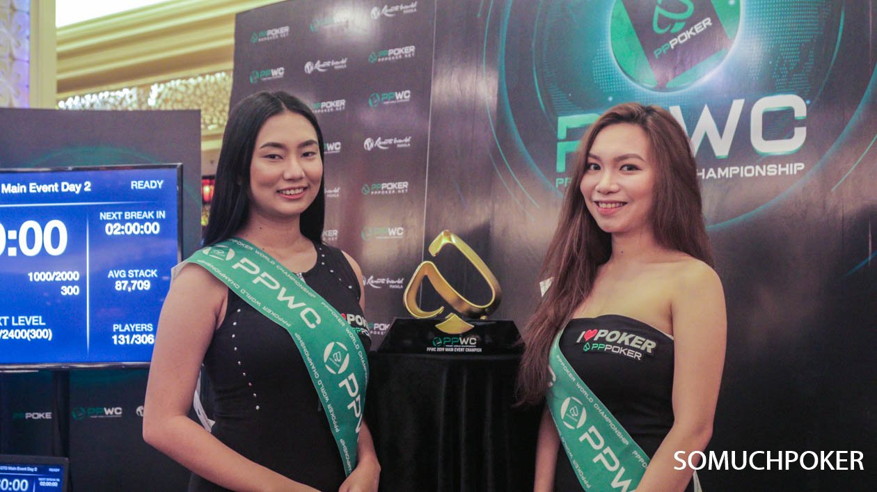 PPPOKER World Championship Day 2 - Live Updates