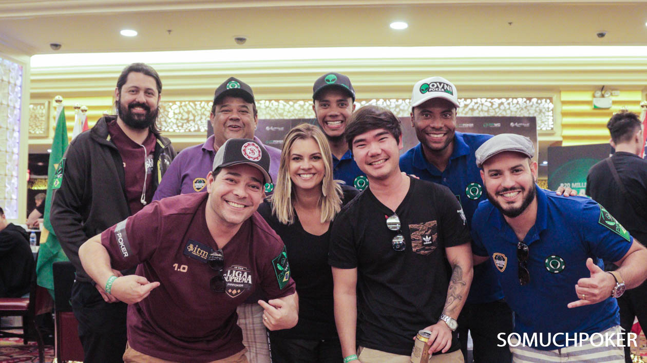 PPPoker World Championship: 8 teams advance to Teams Event Day 2