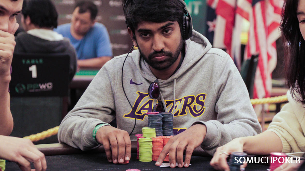 PPWC: Main Event Day 1A ends with Abhinav Iyer leading the 22 survivors