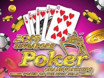 Singapore Poker Championships XII Schedule
