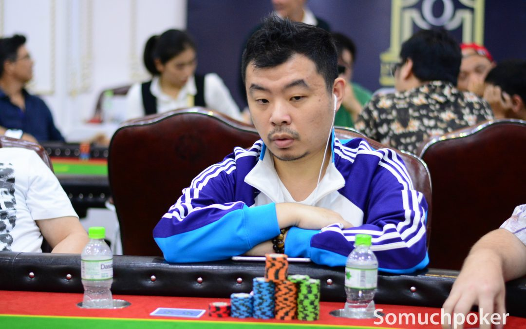 Edward Chun Ho Yam breaks world record of most cashes in a year