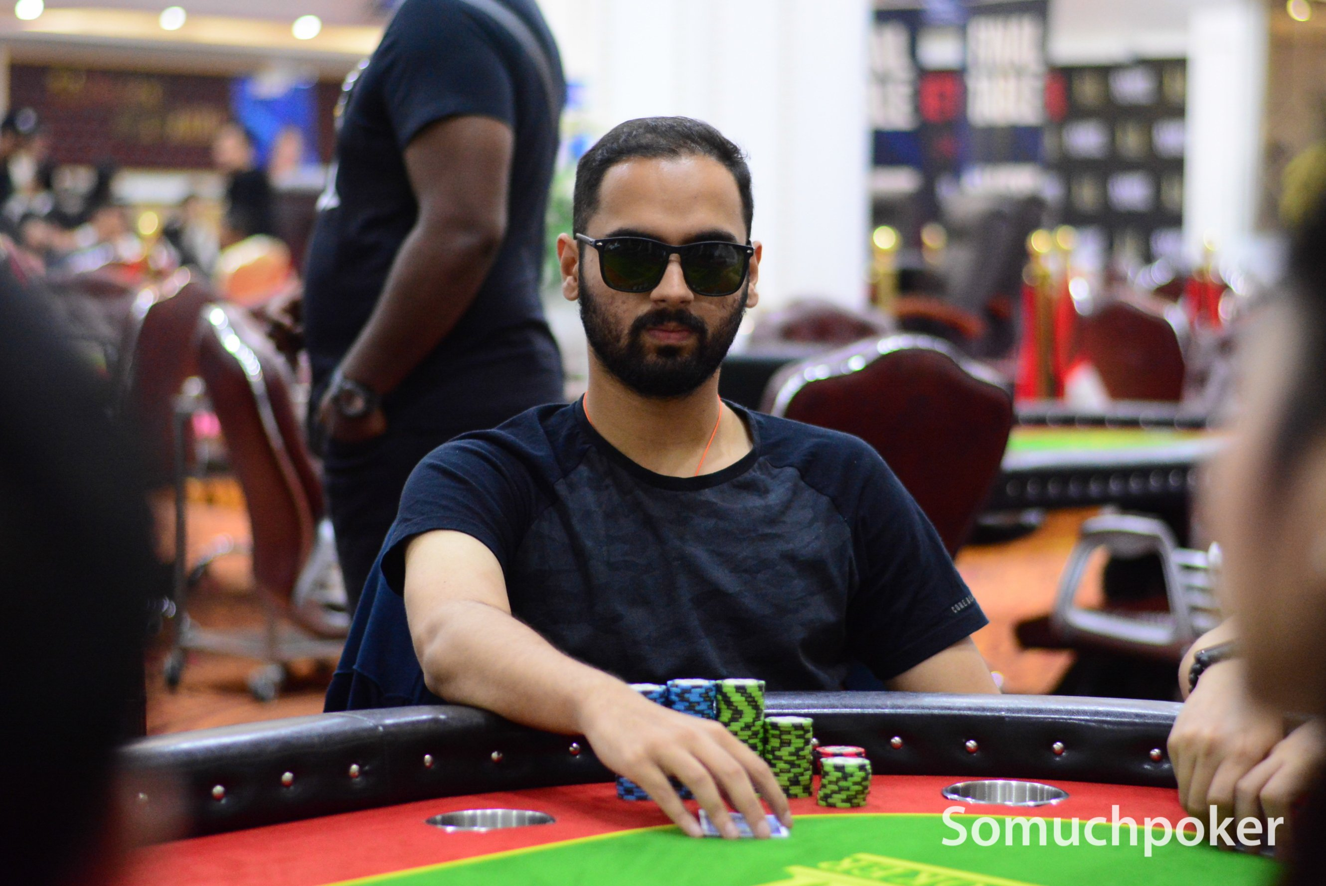WPT Vietnam Main Event Day 1A closes with Indian players Yasheel Doddanavar & Eka Vedantham on top