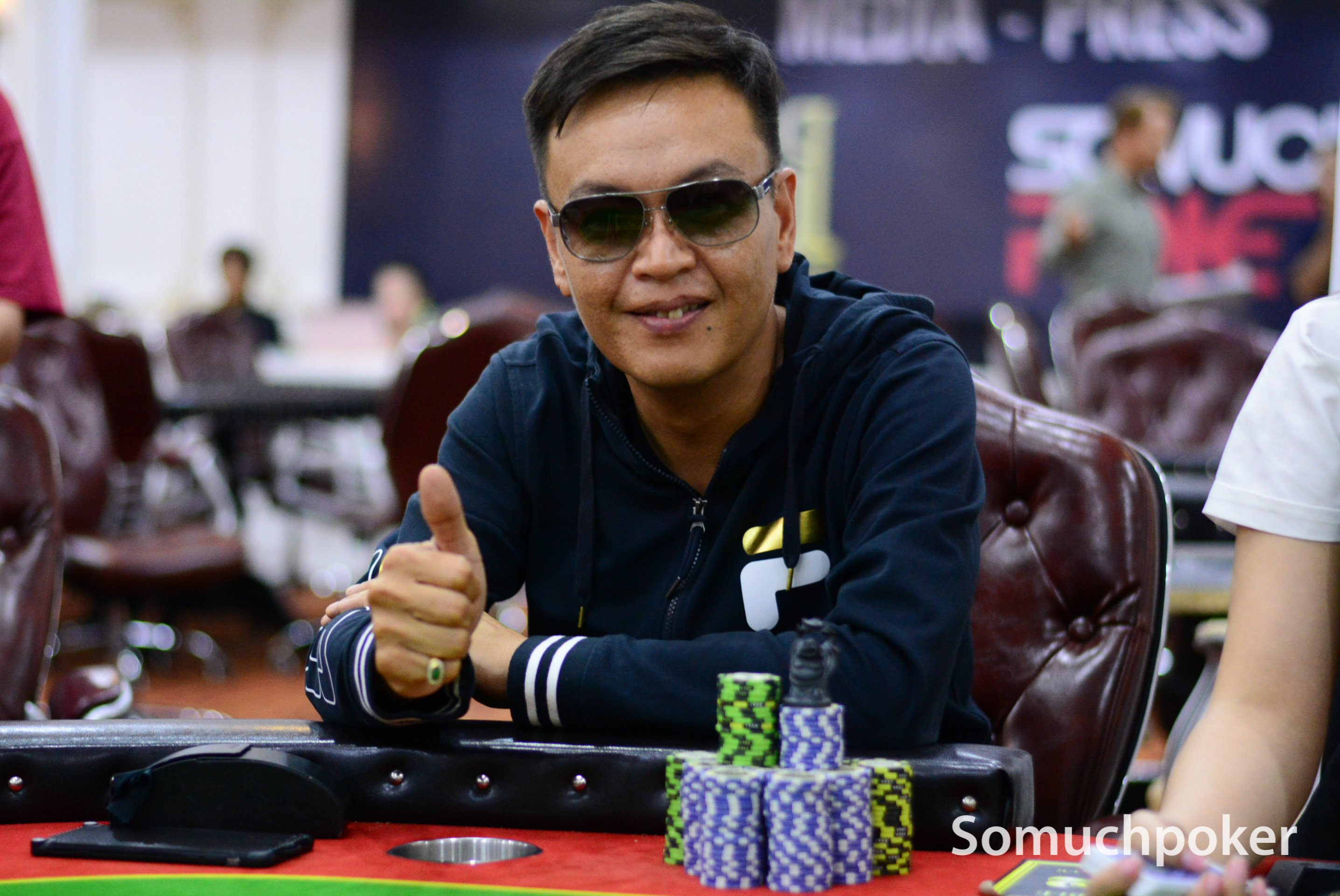 WPT Vietnam Main Event Day 2 closes with 14 remaining; Malaysia's Jin Yong in command