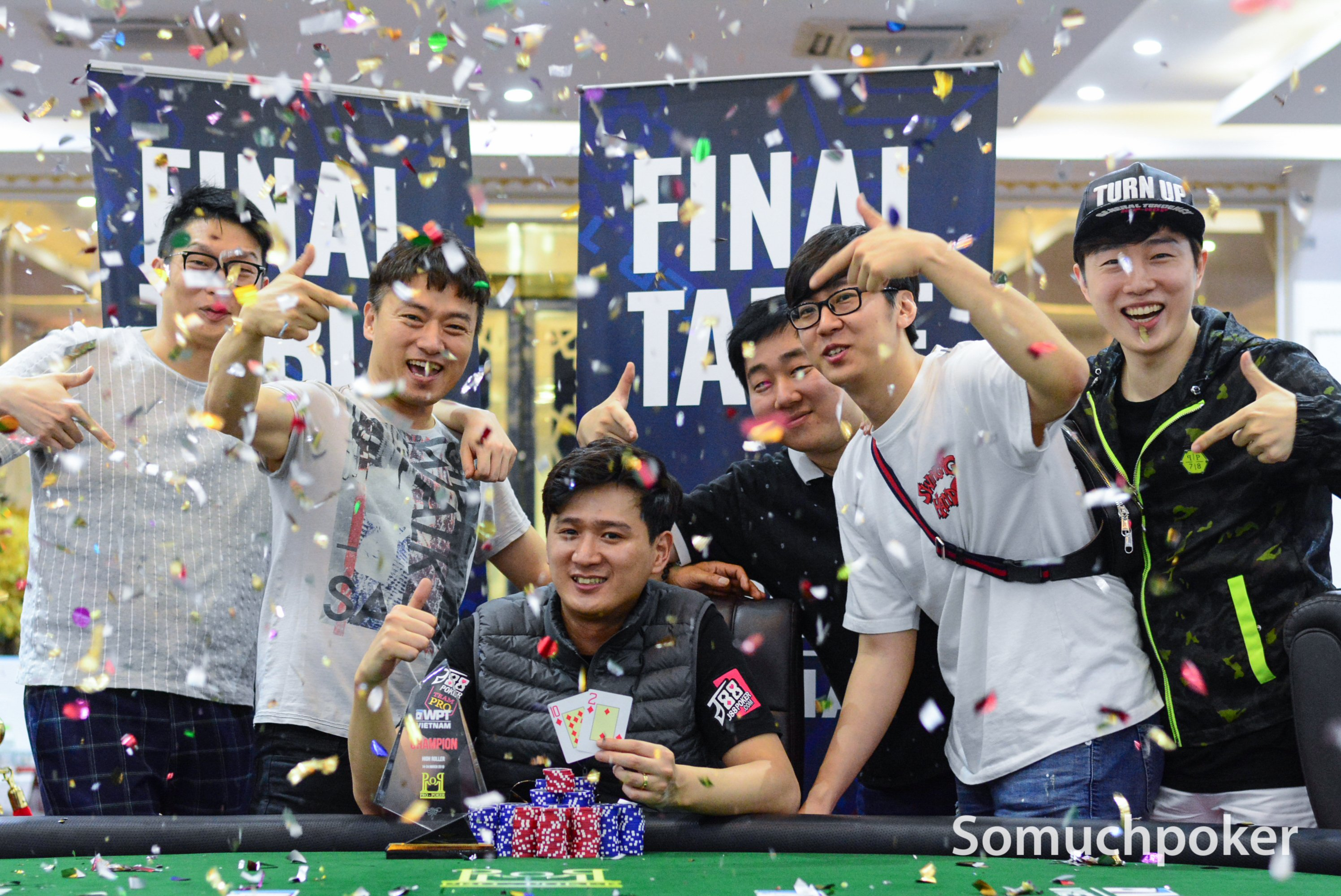 WPT Vietnam closes as the biggest festival ever hosted in the country