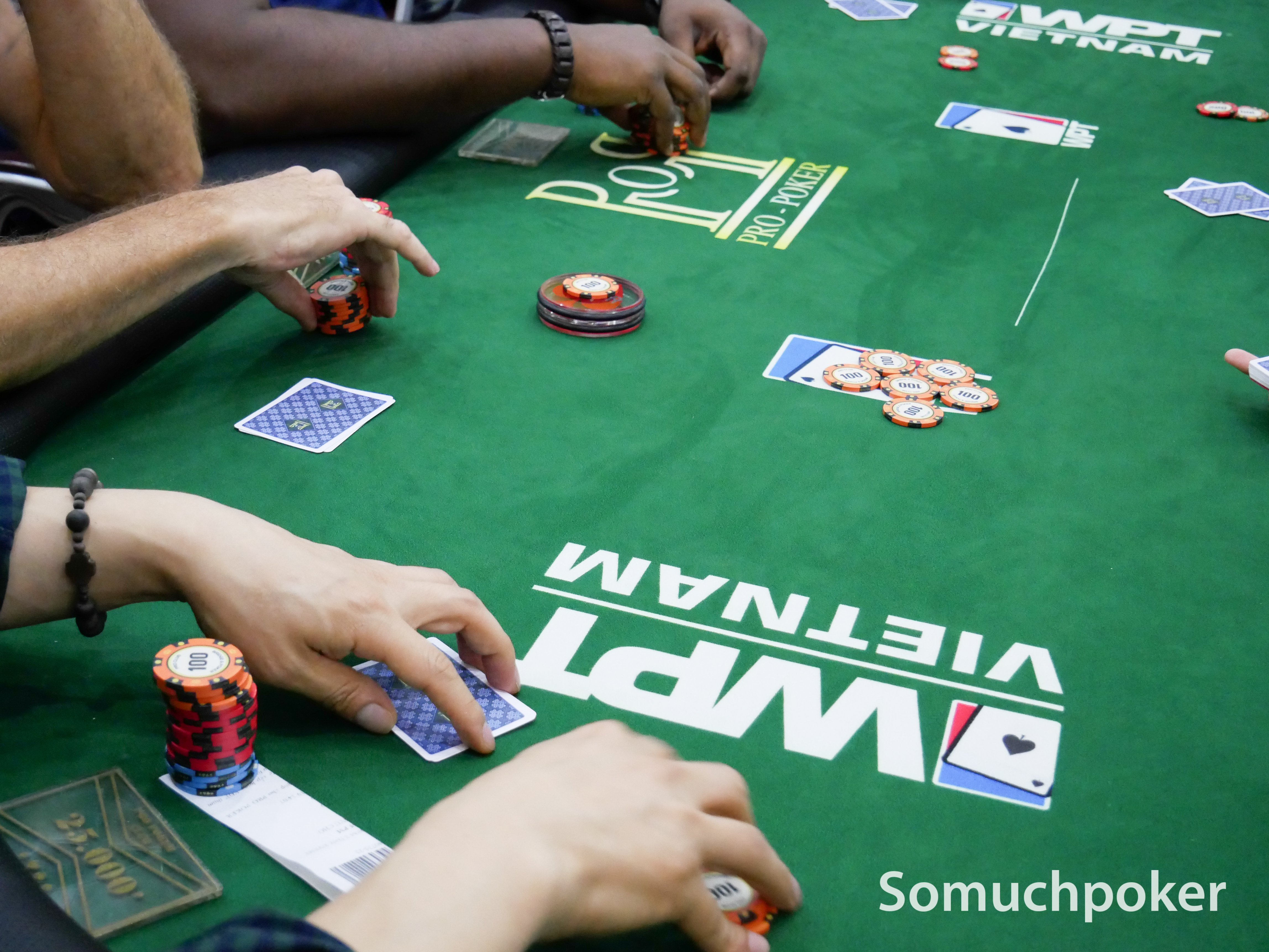 WPT Vietnam in full swing: Everything you should know!