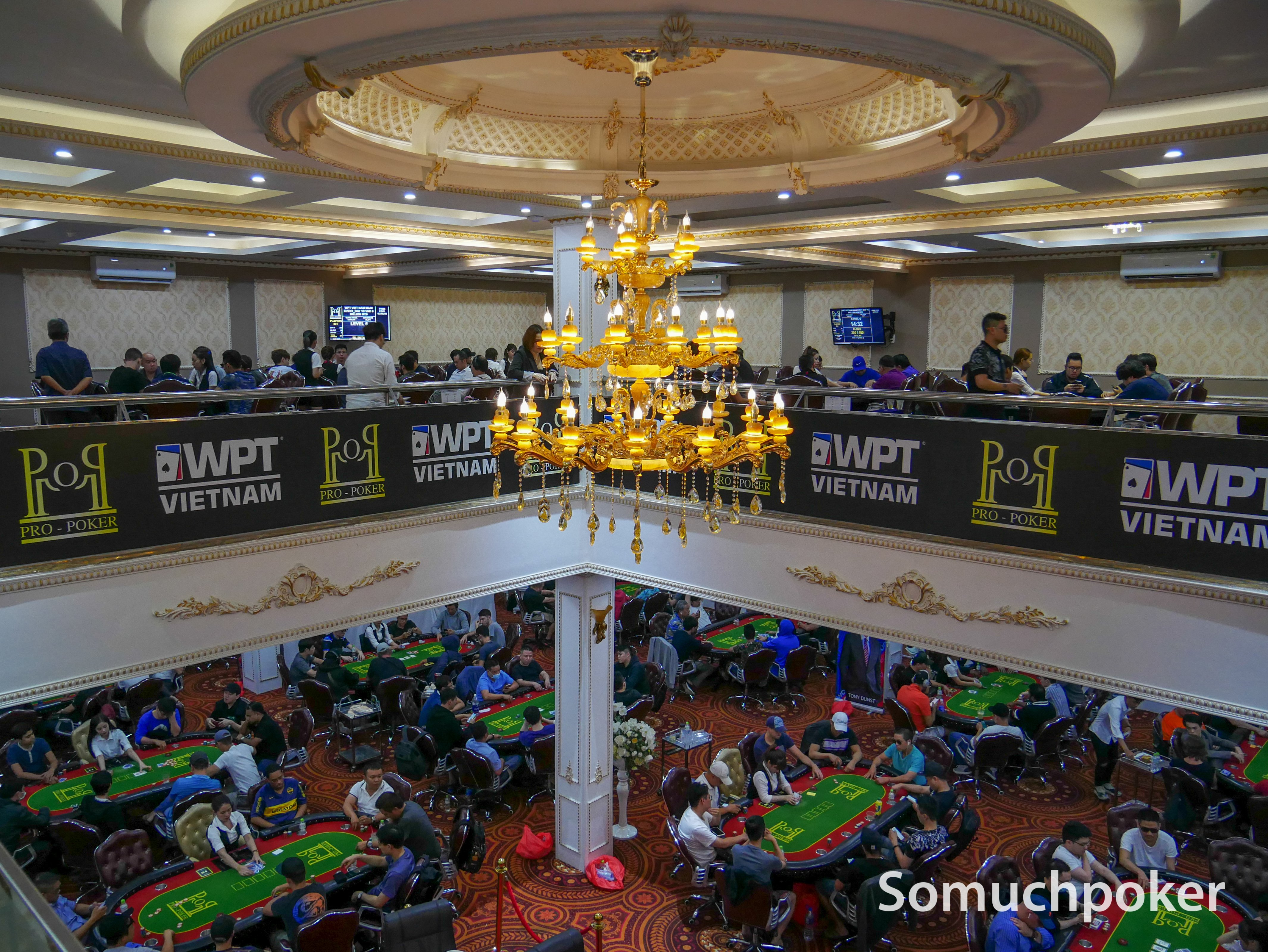 WPT Vietnam Main Event sets record prize pool of VND 15.1 Billion; Sumit Sapra tops Day 1C