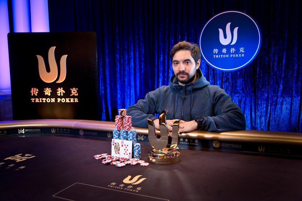 Triton High Roller Series concludes with Timothy Adams winning the Main Event