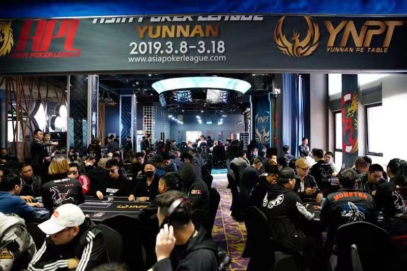 Asia Poker League draws 1043 Main Event entries in Kunming
