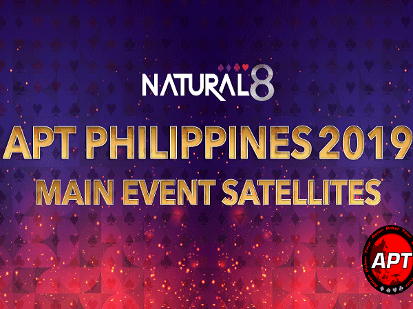 Natural8 Satellites for APT Philippines launched with 4 seats guaranteed