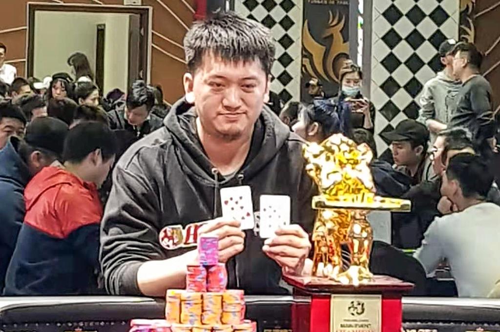 Li Xiao-Xiang wins APL Kunming Main Event