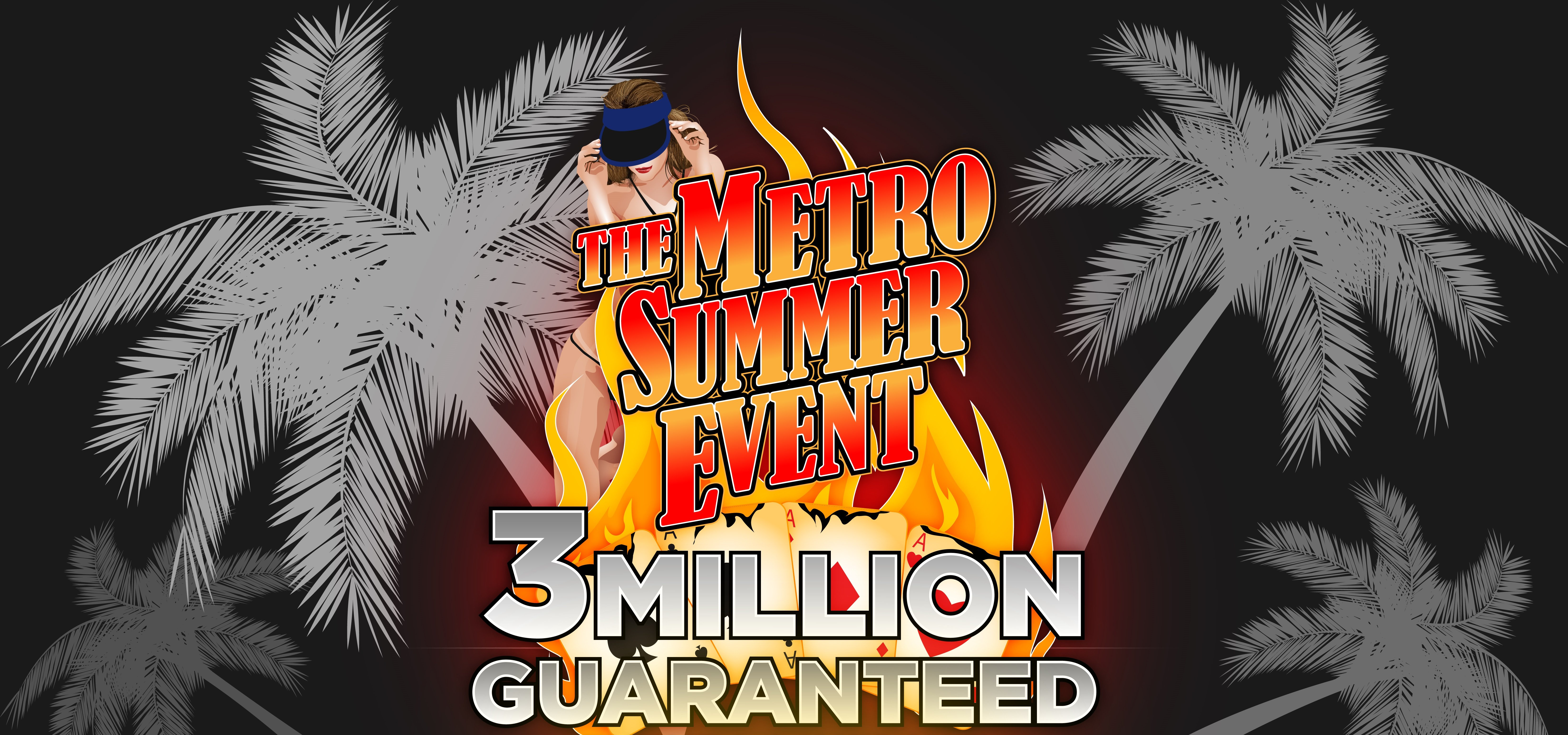 Metro Card Club Summer Event P3 Million Guaranteed begins tomorrow