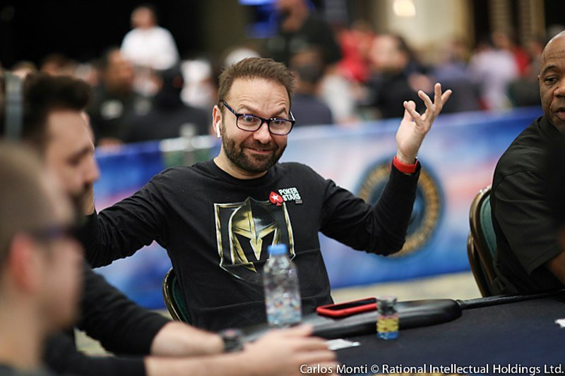 Daniel negreanu dating girl from millionaire matchmaker