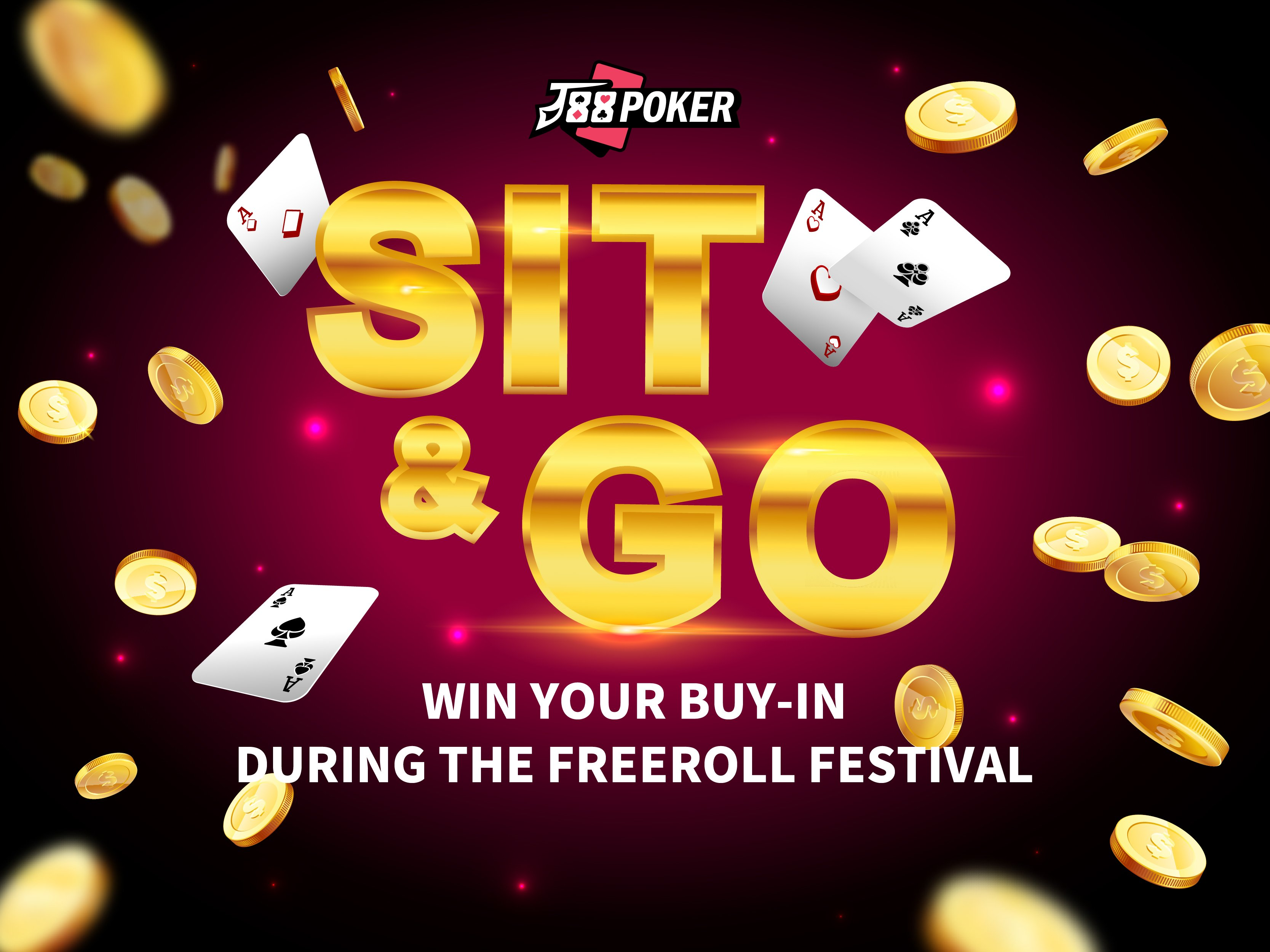 Fast growing Asian poker site J88Poker launches Sit&Go