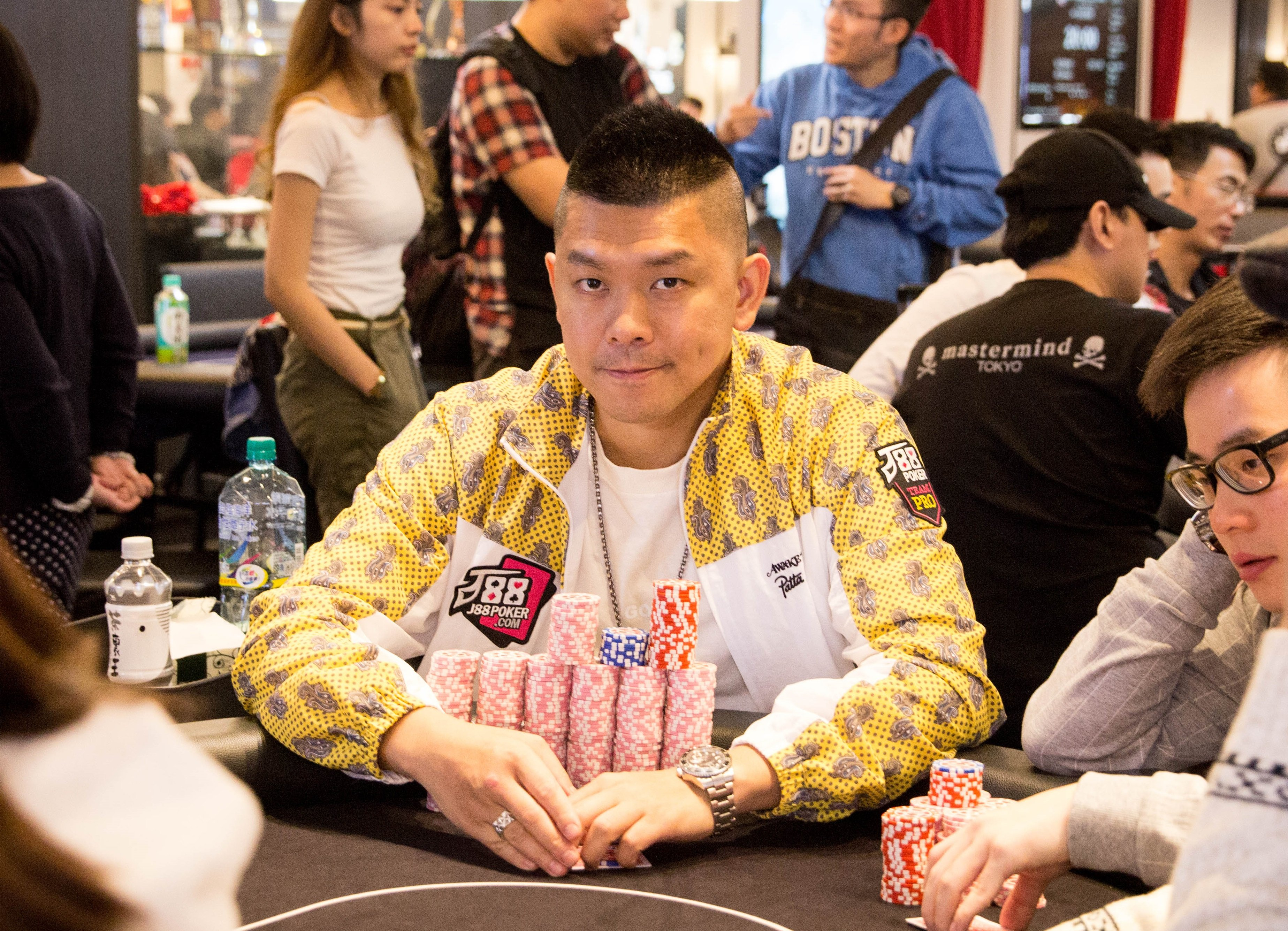 Interview With Taiwanese Poker Pro Chen An Lin Somuchpoker